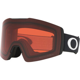 Oakley Fall Line XM Snow Goggles Dame black/prizm snow rose